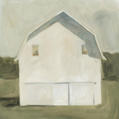 Serene Barn VI by Emma Scarvey