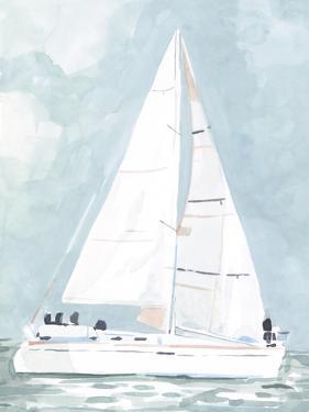 Soft Sailboat I by Emma Scarvey