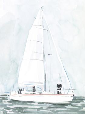 Soft Sailboat III by Emma Scarvey