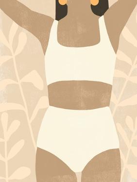 Sunbathers I by Emma Scarvey