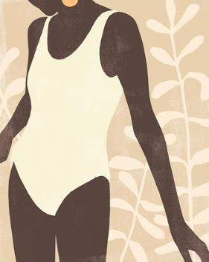 Sunbathers III by Emma Scarvey