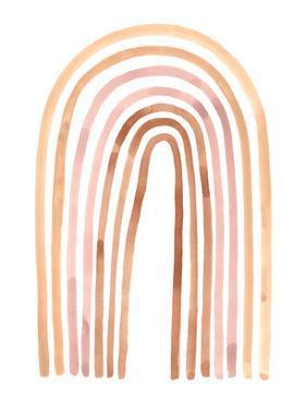 Terre Cotta Rainbow I by Emma Scarvey