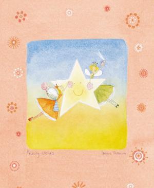 Felicity Wishes XXXII by Emma Thomson