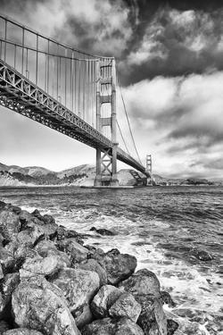Golden Gate Bridge, California, Usa, by Emmanuel Aguirre