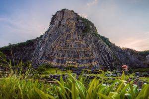 Big Buddha Pattaya by Emmanuel Charlat