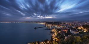 City of Nice by Emmanuel Charlat