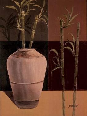 Lucky Bamboo II by Emmanuel Cometa