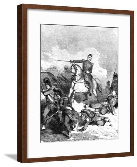 Emmanuel de Wimpffen--Framed Giclee Print