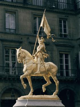 Joan of Arc, Monument in Paris by Emmanuel Fremiet