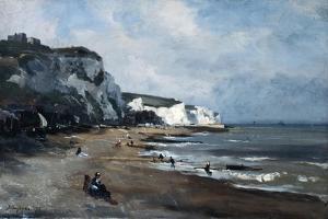 Dover, 1875 by Emmanuel Lansyer