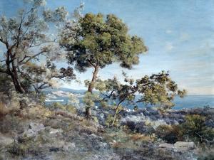 La Iodoa, 1892 by Emmanuel Lansyer