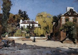 Saint Loup, 1869 by Emmanuel Lansyer