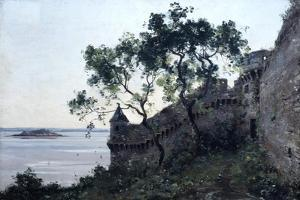 Watchtower, 1880 by Emmanuel Lansyer