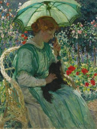 The Green Parasol, 1912