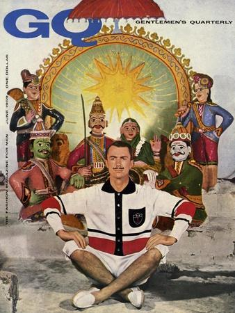 GQ Cover - June 1959