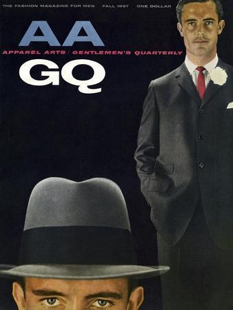 GQ Cover - September 1957