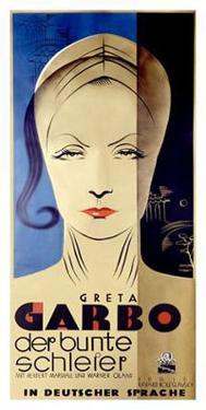 Greta Garbo in The Painted Veil by Emmerich Weninger
