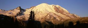 Emmons Glacier, Mt. Rainier National Park, Washington State, USA