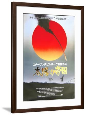 Empire of the Sun - Japanese Style--Framed Poster