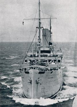 Empire Windrush 1948