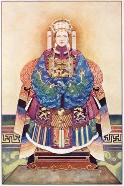 Empress Dowager Cixi of China (1835 – 1908)