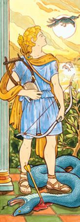 Apollo, Greek and Roman Mythology