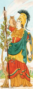 Athena, Greek Mythology by Encyclopaedia Britannica