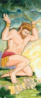 Atlas, Greek Mythology by Encyclopaedia Britannica