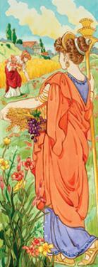 Demeter (Greek), Ceres (Roman), Mythology by Encyclopaedia Britannica