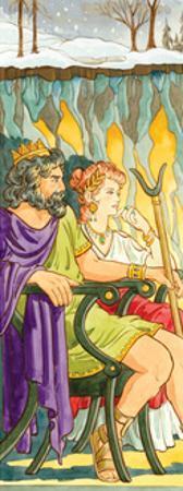 Hades (Greek), Pluto (Roman), Mythology