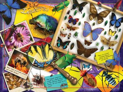 Insects by Encyclopaedia Britannica