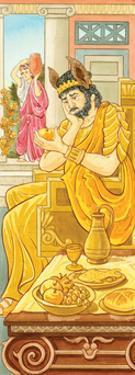 Midas, Greek Mythology by Encyclopaedia Britannica
