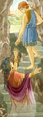 Orpheus and Eurydice, Greek and Roman Mythology by Encyclopaedia Britannica