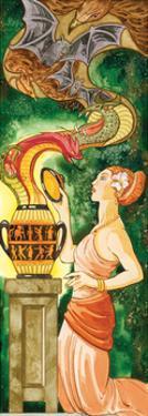 Pandora, Greek Mythology by Encyclopaedia Britannica