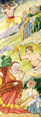 Titans, Greek Mythology by Encyclopaedia Britannica