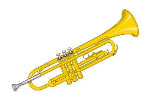Trumpet, Brass, Musical Instrument by Encyclopaedia Britannica