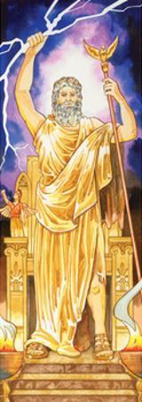 Zeus (Greek), Jupiter (Roman), Mythology