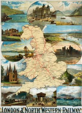 England and Wales, LNWR