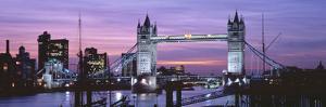England, London, Tower Bridge
