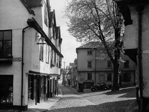 England, Norwich