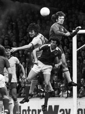 England: Soccer Match, 1977