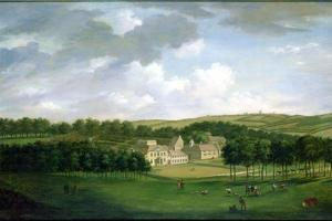 Kidbrooke Park, Kent, Formerly Attributed to George Lambert (1700-65) c.1740-50 by English