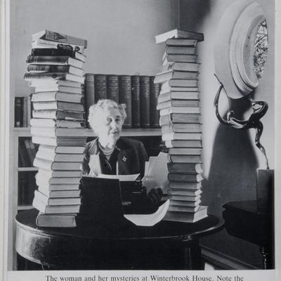Agatha Christie, the Woman and Her Mysteries at Winterbrook House