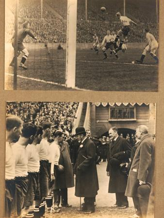 Bolton Wanderers vs. Manchester City, FA Cup Final, 1926