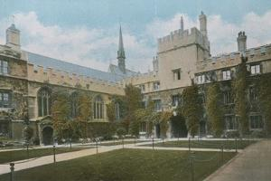 Jesus College by English Photographer