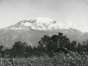 Mount Kilimanjaro, Tanzania, 1920 by English Photographer