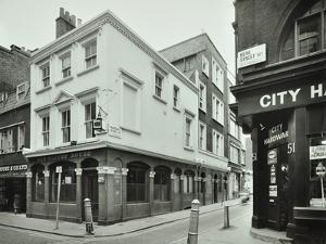 Old Coffee House, 49 Beak Street, 1976 by English Photographer