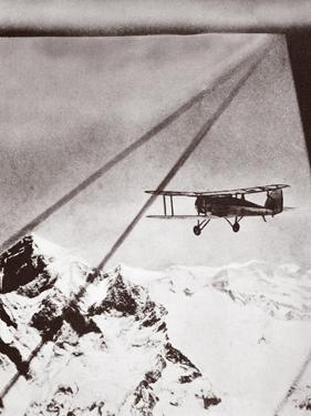 Wings over Everest, 1933 by English Photographer