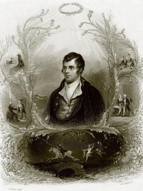 Robert Burns by English