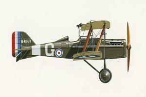 Albatros C III by English School